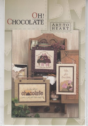 Ho! Chocolate - Art to Heart