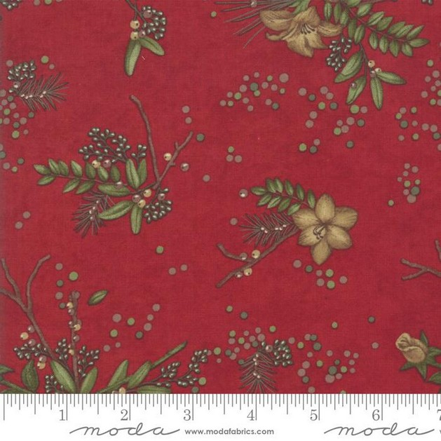 Winter Manor Collection Fabric 6771