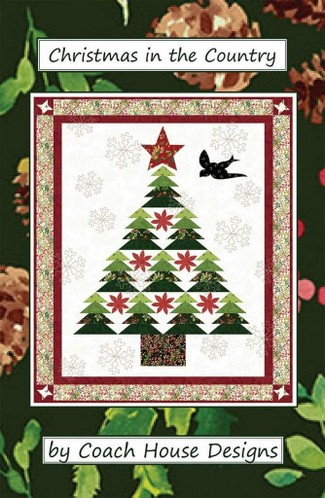 Christmas in the Country - Pattern - by Coach House Designs - Barbara Cherniwchan