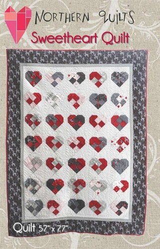 Sweetheart Quilt by Northern Quilts